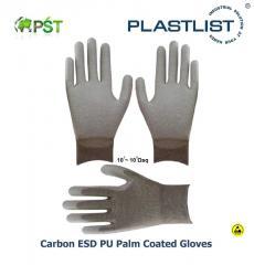 Антистатические перчатки с полиуретановым