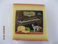 Cheese Budzhaksky from mix of goat and cow's