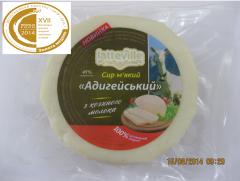 "Cheese ""Adygei"" from goat milk"
