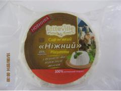 Ricotta from goat and the latteville Ukraine