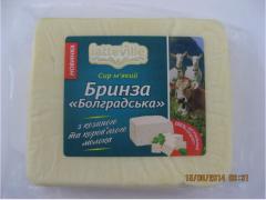 Сыр Брынза (смесь козьего и коровьего молока) latteville