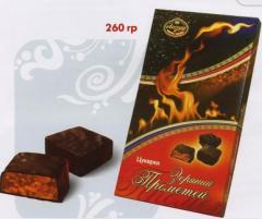 Конфеты шоколадные Прометей