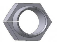 Counter nut of PM-005