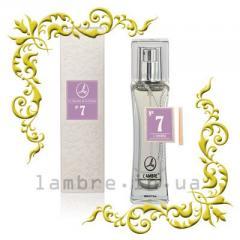 парфюмированная вода Lambre №7 - Laura - Laura