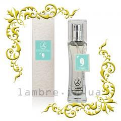 Духи, парфюмированная вода Lambre №9 - L'Eau Par