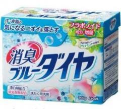 Японский стиральный порошок Голубой бриллиант LION