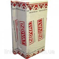 Базальтовая вата Izovat 145 Изоват - 100 мм