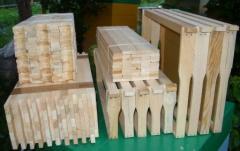 Рамки и заготовки для ульев