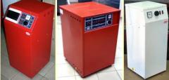 Coppers heating electric EKO of 4-36 kW, floor
