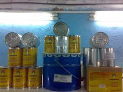 Heat-resistant greasings tsiatim-221, VNIINP-207,