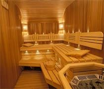Film for infrared saunas