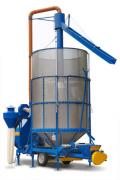 Equipment for grain drying
