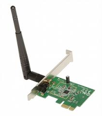 The Wi-fi ASUS PCE-N10 network interface card to