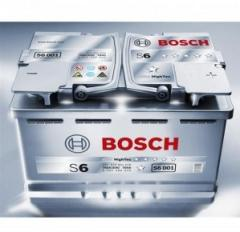 Акумулятори для автомобілів Bosch AGM