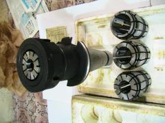 Патроны цанговые 191.132.050