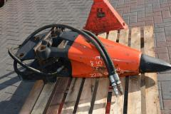 Гидромолоток  Rammer in 22 (150 кг  )