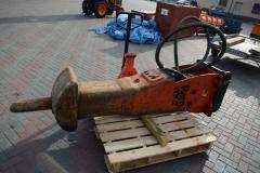 Rammer M14 hydrohammers (1380 kg)