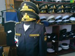 Форменная одежда ВМФ
