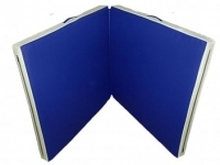 Мат гимнастический Книжка синий