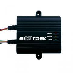 GPS a tracker for a car of BI of 820 Trek