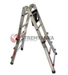 Ladder telescopic multiposition SVELT Scalissima