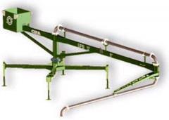 Arrows hydraulic self-elevating (Construction