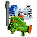 Pumps for clear water D, 1D, 2D, K, KM, TsN, TsNS,