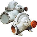 Pumps for clear water horizontal D, 1D, 2D, K, KM,
