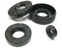 Cuffs rubber reinforced for shaf