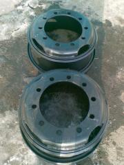Wheel disk Kraz (KRAZ)