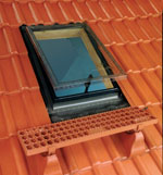 Vylaza roofing Fakro WSS, WSZ, WSH