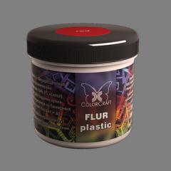 Флуоресцентная краска для пластика