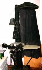 Большой проектор БП-2 для измерения шаблонов и