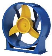 Вентилятор осевой ВO–6–300 № номер 6,3 Рв с