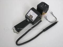Sampler accumulator PA2-I for control of
