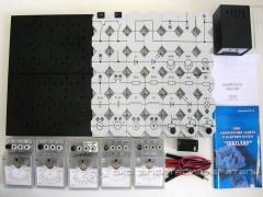 Комплект лабораторный `Электрика и магнетизм`