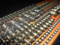 Цепи роликовые длиннозвенные тип ТРД  для