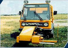 Машины для содержания и ремонта дорог