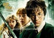 "Вафельная картинка ""Гарри Поттер"
