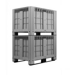 Цельнолитой пластиковый контейнер iBox