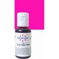 Гелевая краска AmeriColor електро- розовый, 21 гр