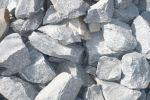 Камінь бутовий, калібрований, рваний