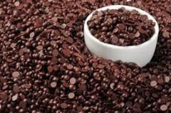 Csokoládé morzsa