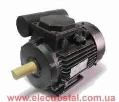 Электродвигатели однофазные 220В