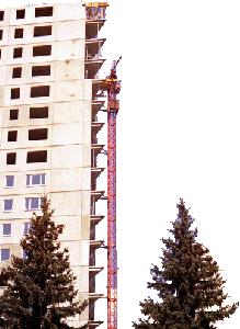 Подъемники мачтовые строительные