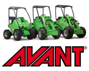 AVANT minitractors (Finland), sale, guarantee,
