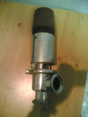Pneumatic valve of the Rostov production