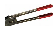 Sealers. The fastening device for a tape