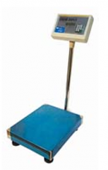 Electronic bathroom scales registration of the