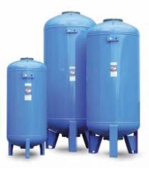 Гидроаккумуляторы для систем водоснабжения Elbi